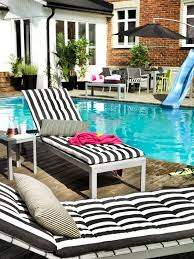 Pool And Patio Decor 7 Trendy Deck Decorating Ideas For Spring My Monochrome Stripe