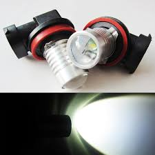aliexpress com buy 2pcs h11 5w led car fog light bulbs drl for