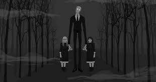 Slender Meme - slender man from horror meme to inspiration for murder rolling