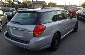 subaru station wagon 2007 used car connoisseur strong legacy for 2007 subaru legacy driving