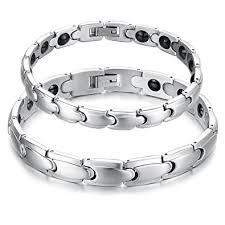 magnetic bracelet with germanium images Starista jewelry titanium magnetic therapy link bracelet germanium jpg