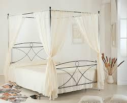 letto baldacchino letto con baldacchino in ferro battuto arredamenti cioni