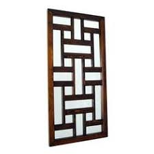 Wall Mirrors At Target Threshold Square Beaded Mirror 3 Pieces Smaller Than I