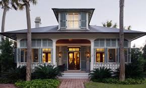 best southern home design southern coastal house pl 3119