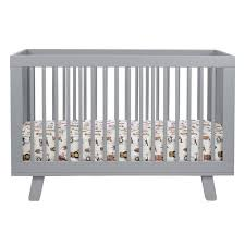Hudson Convertible Crib Babyletto Hudson 3 In 1 Convertible Crib With Toddler Rail Babyearth
