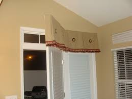 cornice boards cornices and white wood blinds on pinterest soft