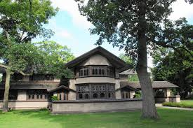 Frank Lloyd Wright Prairie Style by Frank Lloyd Wright Day Trips To Take In Midwest Properties