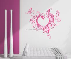 Butterfly Wall Decals For Nursery by Shop Baby Girl Wall Murals On Wanelo Decal Tree Flower Bird Love