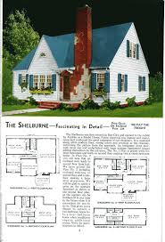 572 best vintage home plans images on pinterest vintage houses