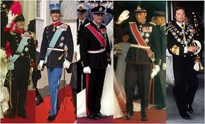 the royal order of sartorial splendor wedding wednesday grooms