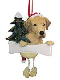 yellow labrador ornament a great gift for yellow
