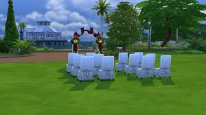 wedding arches in sims 4 sims 4 legacy challenge preparing for 3 stylish corpse