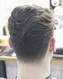 haircut back of head men some exle of tapered haircut back view charmaineshair com