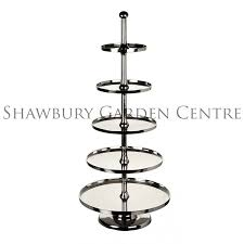 5 tier cake stand parlane large 5 tier cake stand