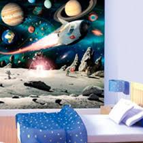 chambre theme espace chambre garçon à thème déco à thème garçon sur bebegavroche