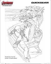 avengers age ultron coloring sheets trailer boys