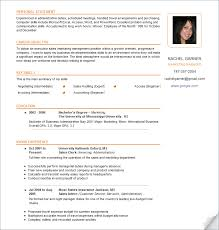 Latest Sample Resume Format by Classy Design Ideas Sample Resume Formats 4 Free Templates 20 Best