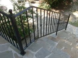 Iron Banisters And Railings Custom Railings And Handrails Custommade Com