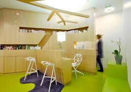 Parlour Interior Decoration B Institut Beauty Parlour By Trust In Design