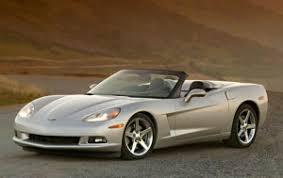 corvette 2005 convertible 2005 chevrolet corvette convertible base what s it worth