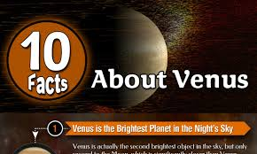 10 facts about venus astronomy is awesome