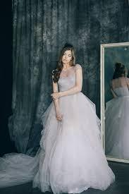 dusty wedding dress wedding dress dusty lavender light lilac grey