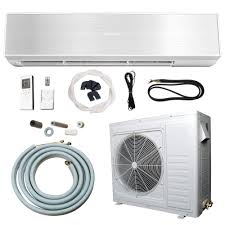 mitsubishi mini split wall mount ramsond 24 000 btu 2 ton ductless mini split air conditioner and