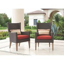 outdoor solid oak dining chairs resin wicker patio chairs
