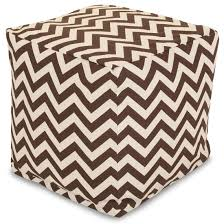 poufs outdoor furniture cube ottomans majestic home goods