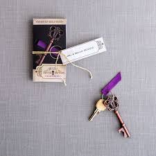 key bottle opener wedding favors bronze finish antique style key bottle opener favors in gift box
