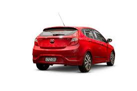hyundai accent variants 2017 hyundai accent sr 1 6l 4cyl petrol automatic hatchback