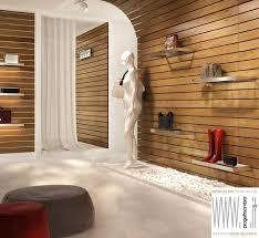 legno per rivestimento pareti e pareti il legno e composito di progetto ombra