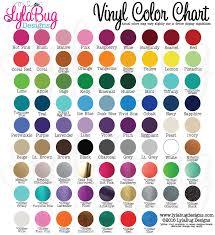lylabug designs color u0026 dress charts