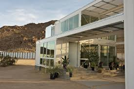 desert shipping container home flies through permitting