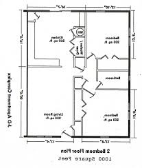 Simple 2 Bedroom Floor Plans by Home Design 85 Glamorous Bed For Small Rooms