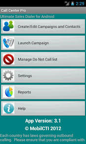 android center text power dialer android crm call center pro call center pro user