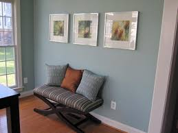 beautiful light turquoise on the wall sigh for the home