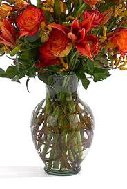 Flowers Glass Vase Glass Vase 20 60 Off Saveoncrafts