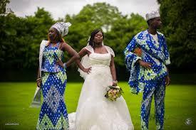 tenue africaine pour mariage mariage aux couleurs de l afrique mademoiselle dentelle
