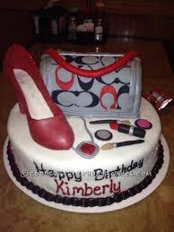 cake purse cool purse and shoe cake coach purse cakes chocolate
