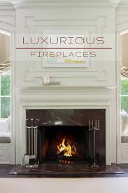 Luxury Home Interior Designers Fireplace Mantels In Luxury Homes U2013 Ernie Carswell And Partners