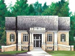 neoclassical home plans small scale luxury hwbdo10435 neoclassical from builderhouseplans