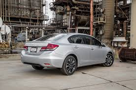 nissan sentra vs honda civic the big test 2014 compact sedans motor trend