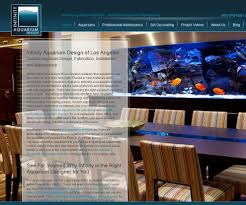 aquarium design exle strong websites infinity aquarium design strong websites