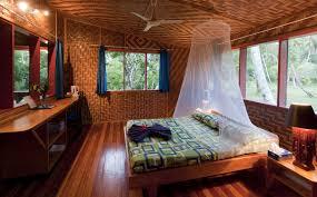 island bedroom lissenung island resort papua new guinea original diving