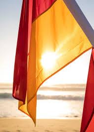 Tasmania Flag Surf Lifesaving Tasmania Launch Summer Surf Life Saving Tasmania