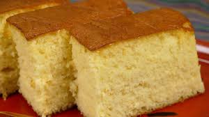 vanilla sponge cake recipe youtube