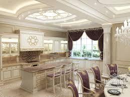 Casbah Mediterranean Kitchen Kitchen Design In Dubai Kitchen Interior In Neoclassical Photo 1