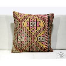 turkish home decor cottage kilim cushion cover turkish home decor pillow case floor