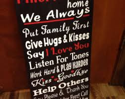 firefighter home decorations firefighter sign etsy